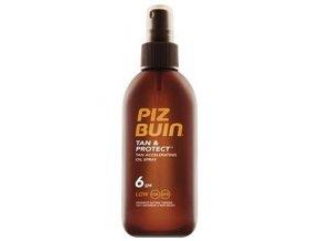 Piz Buin Ochranný olej ve spreji urychlující proces opalování SPF 6 150 ml