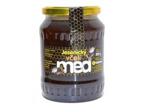 Kolomý Jesenický včelí med pohankový 950 g