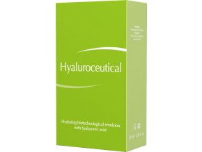 Herb Pharma Hyaluroceutical - hydratační biotechnologická emulze 30 ml