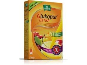 Natura Glukopur Extra hroznový cukr 500 g