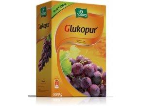 Natura Glukopur hroznový cukr 1000 g