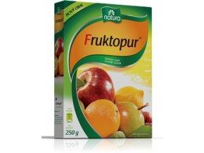 Natura Fruktopur ovocný cukr 250 g
