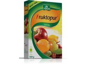 Natura Fruktopur ovocný cukr 500 g