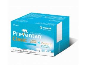 Farmax Preventan Clasic s novou příchutí 90 tbl.