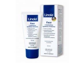Linola Krém na obličej (Face) 50 ml