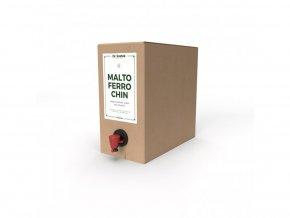 Maltoferrochin - sladové víno / na železo 500 ml
