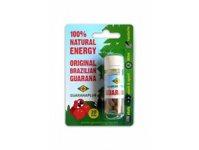 guarana 20tablets blister new