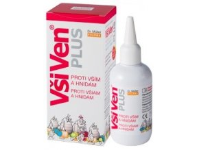 Dr. Muller VšiVen balzám 150 ml a šampon 150 ml