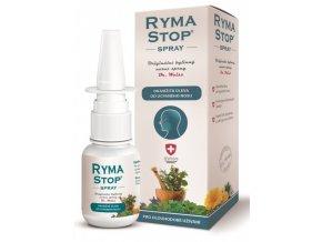 RymaStop Dr. Weiss bylinný nosní spray 30 ml