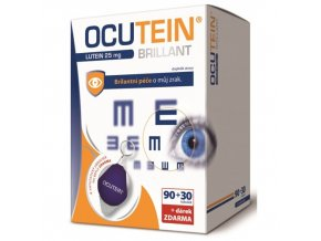 Simply You Ocutein Brillant Lutein 25 mg 90 tob. + 30 tob. ZDARMA