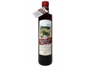 Kitl Šumavské Bylinné medicinální víno červené 500 ml