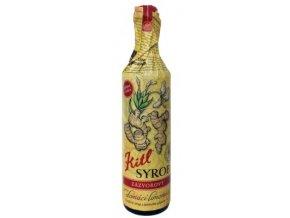 Kitl Syrob Zázvorový pro domácí limonády 500 ml