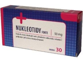 Gynpharma Nukleotidy Forte 50 mg 30 tob.