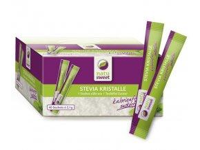 Natusweet Stevia Sachets gastro 40 x 2,1 g