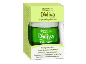 Doliva Olivový oční balzám 15 ml