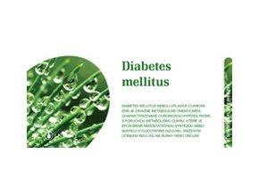 Energy Diabetes mellitus