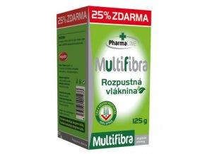 Mogador MultiFibra - rozpustná vláknina 125 g
