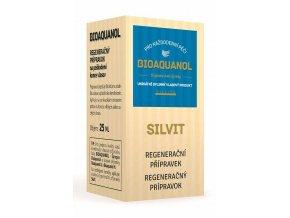 Bioaquanol Silvit regenerační přípravek na poškozené konce vlasů 25 ml