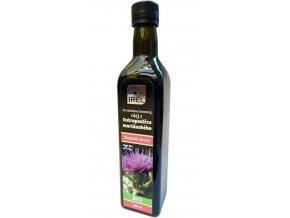 Irel Bio Panenský olej z Ostropestřce mariánského 500 ml