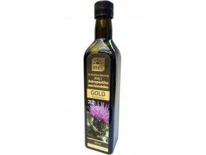 Irel Panenský olej z Ostropestřce mariánského Gold 500 ml