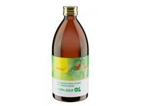 Wolfberry Goji Kustovnice čínská - 100% Bio šťáva 500 ml