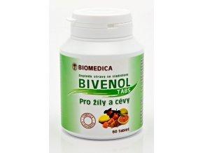 Biomedica Bivenol tabs pro žíly a cévy 60 tbl.