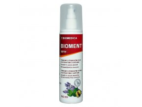 Biomedica Bioment spray 150 ml