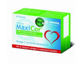 Farmax MaxiCor 30 tob.