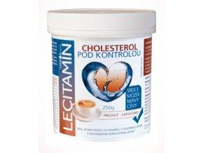 Lecitamin lecitino-proteinový nápoj capuccino 250 g