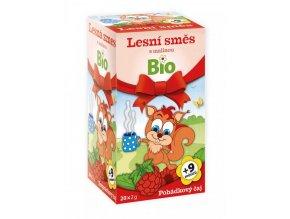 Pohádkový čaj Bio Lesní směs s malinou 20x2g