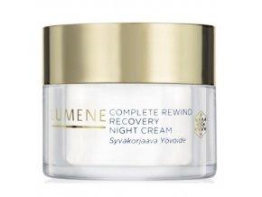 Lumene Intenzivní noční krém Complete Rewind Recovery (Night Cream) 50 ml