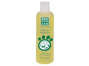 Menforsan Přírodní šampon proti lupům s citronem pro psy 300 ml