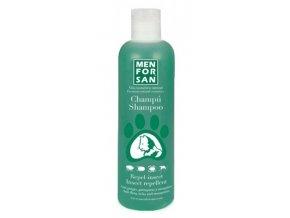 Menforsan Přírodní Antiparazitní a repelentní šampon pro kočky 300 ml