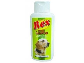 Paves Rex Bylinný šampon s antiparazitní přísadou pro psy 250 ml