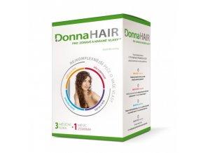 Simply You Donna Hair 90 tob. + 30 tob. ZDARMA