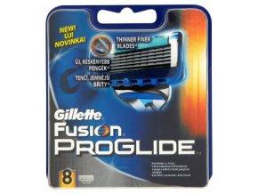 Gillette Náhradní hlavice Gillette Fusion Proglide 8 ks