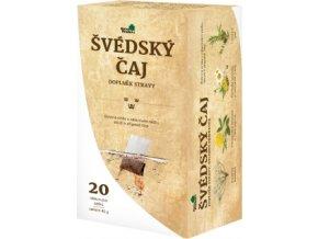 Naturprodukt Švédský čaj 20x2 g