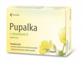 Noventis Pupalka s vitamínem E 60 kapslí