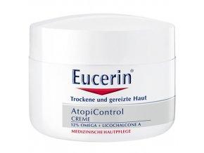 Eucerin Krém AtopiControl 75 ml