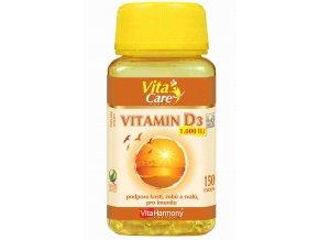 VitaHarmony Vitamin D3 1.000 m.j. (25 mcg) 150 tob.
