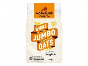 Mornflake Ovesné Jumbo vločky (Jumbo Oats) 500 g