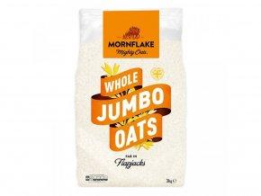 Mornflake Ovesné Jumbo vločky (Jumbo Oats) 3 kg