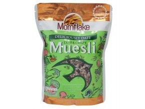 Mornflake Extra Müsli datle, fíky a jablko (Date, Fig & Apple Muesli) 750 g