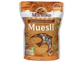 Mornflake Extra Müsli ořechové (Notoriously Nutty Muesli) 650 g