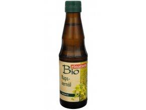 Rinatura Bio Olej řepkový lisovaný za studena 250 ml
