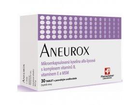 PharmaSuisse Aneurox 30 tbl. s postupným uvolňováním