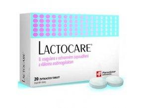 PharmaSuisse Lactocare 20 žvýkacích tbl.