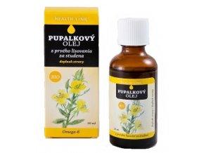 Health Link Bio Pupalkový olej 50 ml