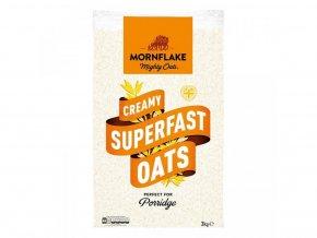 Mornflake Superrychlé ovesné vločky (Superfast Oats) 3 kg