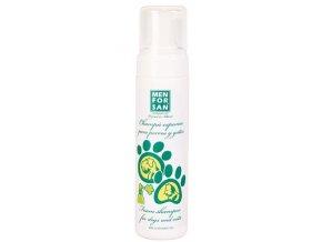 Menforsan Pěnový šampon s Aloe Vera pro psy a kočky 200 ml